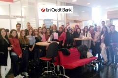 Banka bankarski tehnicar mseus travnik ekonomska UniCredit